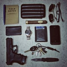 I feel like this should be everyday carry items for all men...