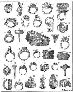 Jewelry / Bijouteria