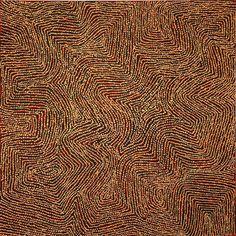 aboriginal art - Dorothy Napangardi