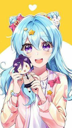 Kanon Matsubara (Hello Happy World ! Anime Girl Cute, Beautiful Anime Girl, I Love Anime, Anime Art Girl, Anime Girls, Manga Girl, Chica Anime Manga, Anime Neko, Avatar Foto
