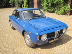 ALFA ROMEO 1965 SPRINT GT STEP FRONT STUNNING BUILD