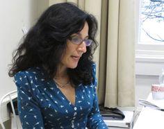 Mooie reporter ontmoet Safia Minney van People Tree