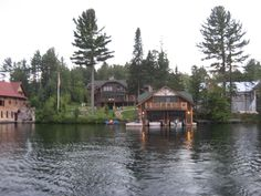Lake Placid-Suzanne & Lee's compound