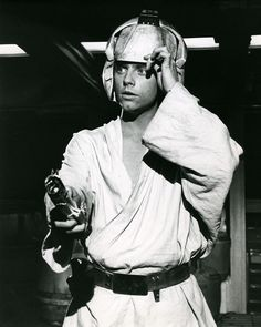 Guess my training with you is done, Ben. Am I a Jedi already? || Luke Skywalker, Star Wars: A New Hope