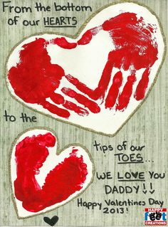 Hand and Feet Art Projects for Kids and Babies (Happy Feet Creations)