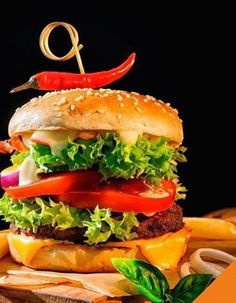 Hamburger, Chicken, Ethnic Recipes, Food, Home Delivery Meals, Eten, Hamburgers, Meals, Loose Meat Sandwiches
