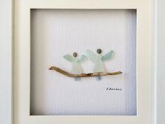 Angel in love  Kathrins Kieselkunst
