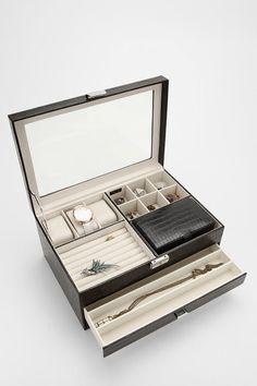 Wanderlust Jewelry Box $149