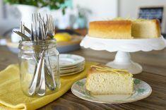 Lemon Yoghurt Cake (Grain Free) - Quirky Cooking use xylitol instead of honey Almond Recipes, Dairy Free Recipes, Soda Cake, Quirky Cooking, Cake Cover, No Bake Treats, Homemade Ice Cream, Gluten Free Baking, Recipe Using