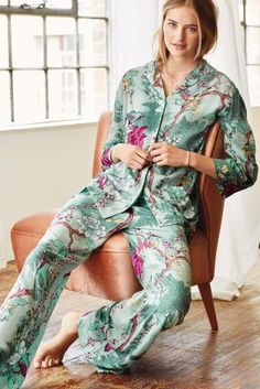 Pyjama goals! How gorgeous are these for the lovely lady in your life this Christmas?