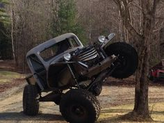 Bill's '46 Chevy 4x4 Buggy