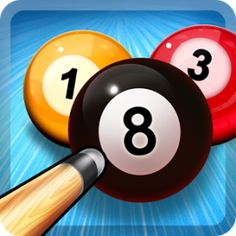 8 Ball Pool is a pool game for Android that allows you to play against people from all over the world through the Internet in turn-based games to see who is the best. Gameplay in 8 Ball Pool is ver Billard 8 Pool, 8 Pool Coins, Google Play, Amigos Online, Teenager Party, Tv En Direct, Pool Hacks, Ipad, Android Apk
