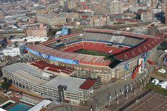 DBM Architects   Elis Park Stadium Upgrade 2010, New Doornfontein, Johannesburg South Africa, Architects, Park, Building Homes
