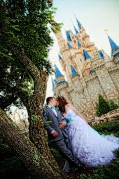 I don't care how much it costs, but I must have a Disney wedding photoshoot when I get married.
