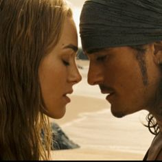 Will Turner and Elizabeth Swann, Pirates of the Caribbean