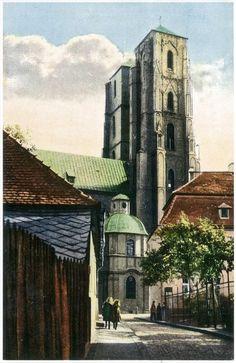 Zdjęcie numer 9 w galerii - Wrocław sprzed stu lat na pocztówkach Maxa Leipelta. Wiele z tych miejsc już nie istnieje [FOTO]