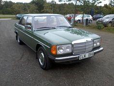 Mercedes 230 W123