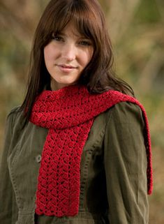 Ziggy #scarf free #crochet pattern