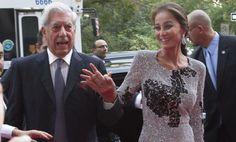Mario Vargas Llosa e Isabel Preysler en Nueva York (EFE)