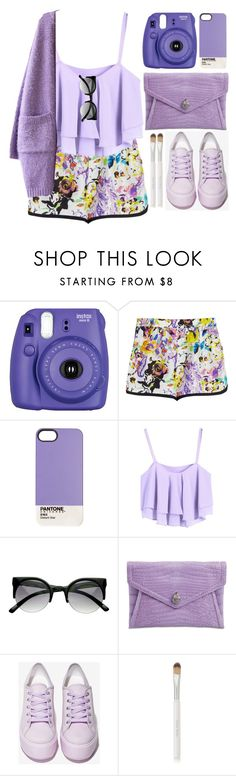 """""""Sem título #795"""" by andreiasilva07 ❤ liked on Polyvore featuring Etro, Case Scenario, Shellys and Kjaer Weis"""