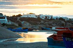 Paternoster, a quaint fishing village up the West Coast, Cape Town, South Africa Travel Route, Fishing Villages, Africa Travel, Live, West Coast, Places To See, South Africa, Beautiful Places, Scenery