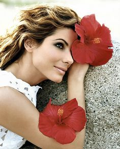 Sandra Bullock - my most favorite actress of all time!