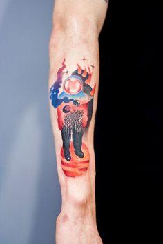 #tattoofriday - Martyna Popiel, Polônia.