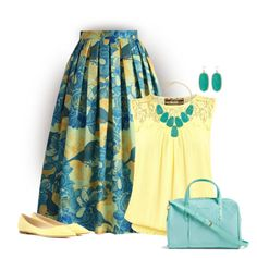 """Spring Mix"" by stileclassico ❤ liked on Polyvore featuring Chicwish, Pilot, Vera Bradley, Kendra Scott, Jimmy Choo, Spring, floral and skirt"