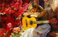 You can custom Garmash Michael and Inessa Garmash 27 painting on canvas, or painting with a large frame. Description from framingpainting.com. I searched for this on bing.com/images