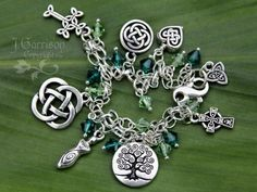 You are going to wear this? Yes or No? Emerald Bracelets