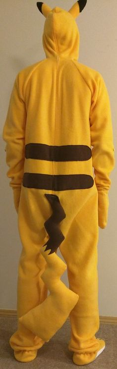 All sizes   Back 1   Flickr - Photo Sharing! Pokemon Pajamas, Hoodies, Sweatshirts, Pikachu, Costumes, Sweaters, Fashion, Moda, Dress Up Clothes