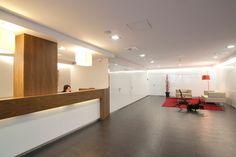 Centro de Negocios Servicen Gestión en Barcelona