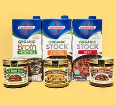 What Tastes Better: Boxed Stock or Better Than Bouillon? | Bon Appetit