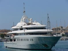 The top 100 largest superyachts in the world - February 2013 | SuperYacht Times