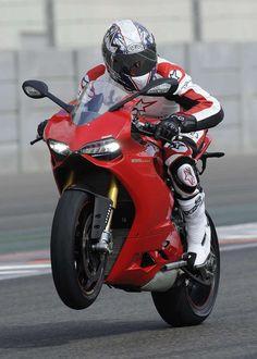 Ducati 1199 Panigale, #Bike