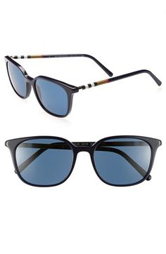 Burberry 54mm Retro Sunglasses