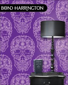 Rock Skulls wallpaper by Bond Harrington