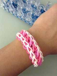 Explore the Biggest How To and DIY community where people make and share inspiring, entertaining, and useful projects, recipes, and hacks. Rainbow Loom Tutorials, Cool Kids, Kids Fun, Loom Bands, Diy Jewelry, Crafty, Bracelets, How To Make, Search