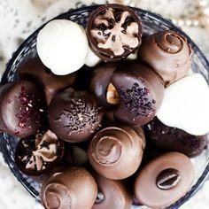Suklaa kuin parfyymi - Fazer