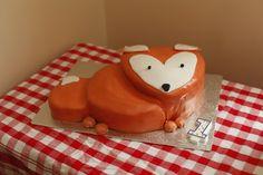 Gâteau anniversaire Eliott 1 an