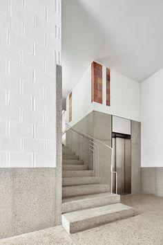 Raimon Farré Moretó. 8 Apartments in Gràcia . Barcelona (7)