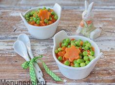 Витаминный салат. Рецепты детского сада