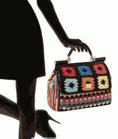 miss sicily crochet bag