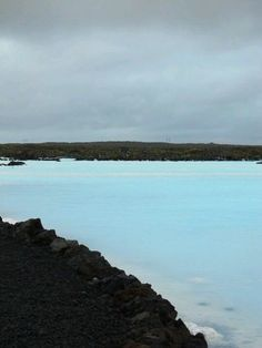 The blue lagoon, Iceland. I spent an entire day there and didn't want to leave.