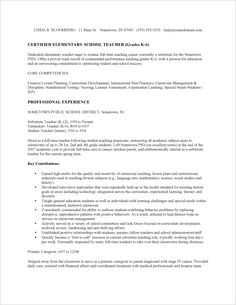 CV for teachers http://www.teachers-resumes.com.au/ Teachers ...