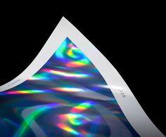 Decade Holographic Print on Behance