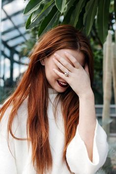 Thinking of Becoming a Redhead? Here's What You Need to Know First natural red hair - Red Hair Thinking Of Becoming A Redhead? Here'S What You Need To Know First Ginger Hair Color, Red Hair Color, Hair Color Balayage, Ginger Hair Dyed, Haircolor, Ginger Hair Girl, Hair Highlights, Red Orange Hair, Bright Red Hair