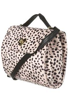 Dalmatian Spot Crossbody Bag - StyleSays