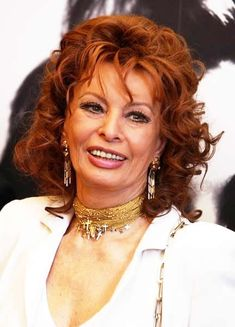 Sophia Loren, actress, 78
