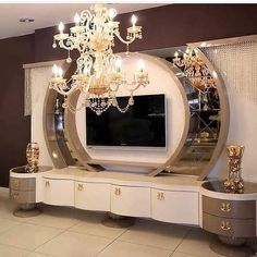 Decor Units: 25 Awesome Ideas to Make Modern TV Unit Decor in Your Home Modern Tv Cabinet, Modern Tv Wall Units, Tv Unit Decor, Tv Wall Decor, Tv Wanddekor, Rustic Kitchen Wall Decor, Tv Unit Furniture, Living Room Tv Unit Designs, Tv Wall Design